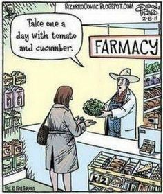 "What our ""pharmacy"" should really be . . ."